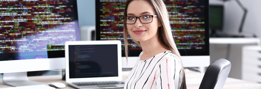 Chercheurs d'emplois en informatique